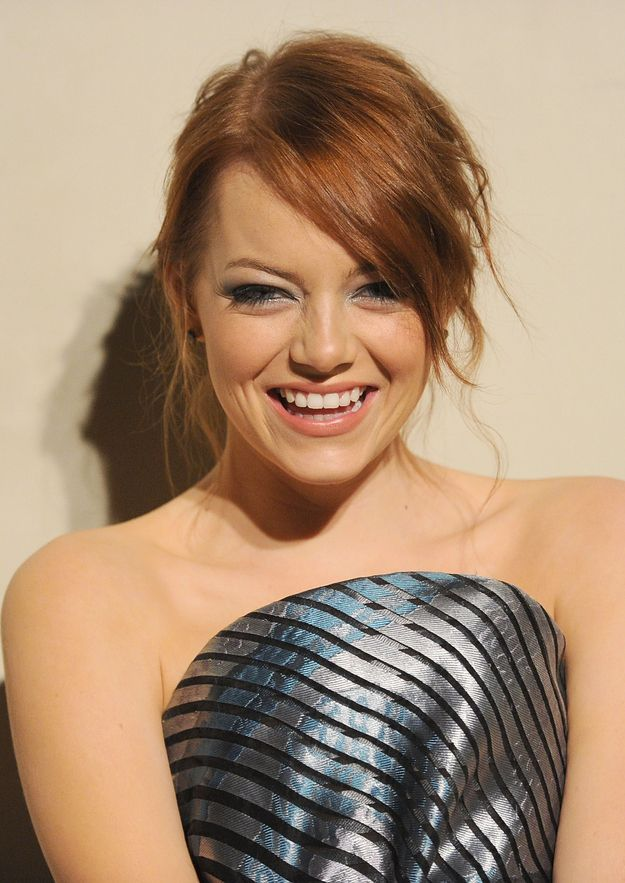 Emma Stone | Emma Stone bow down and worship.  this woman is stellar.