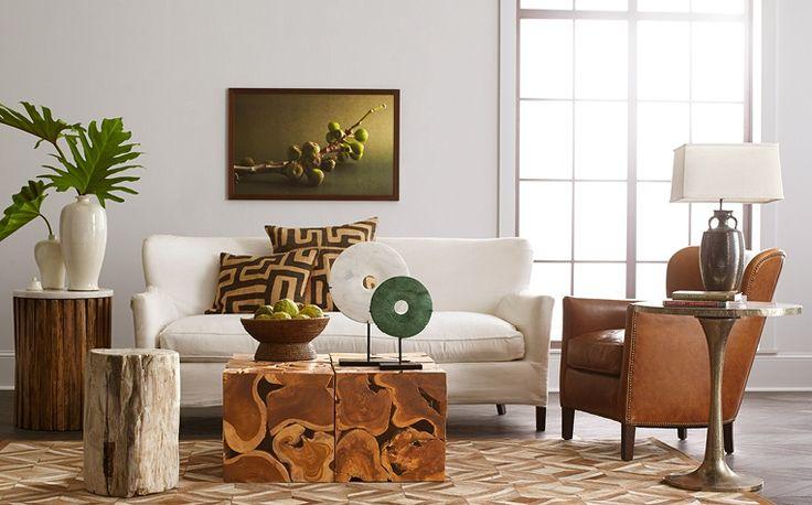 Deep Woods Living Room