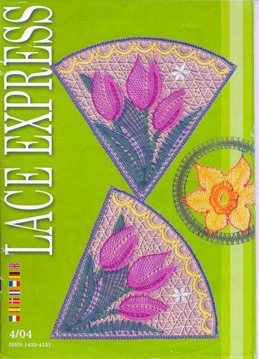 Lace Express 2004-04