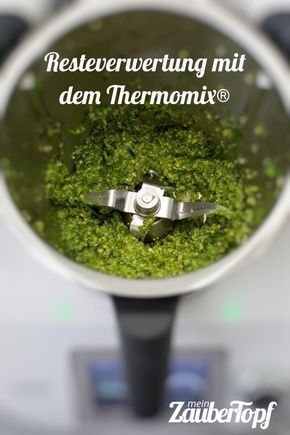 Resteverwertung mit dem Thermomix® - Foto: Kathrin Knoll