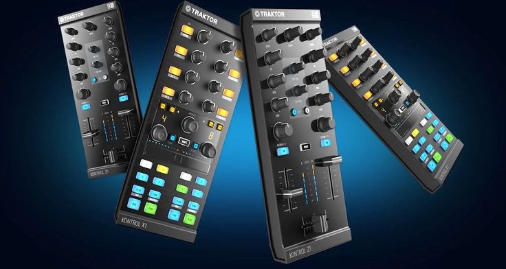 Get Traktor Pro 2 Free When You Buy A Kontrol X1 Or Z1