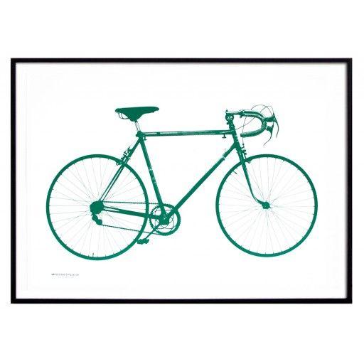 Världsmästarcykeln GREEN - Jollygoodfellow - Nordic Design Collective