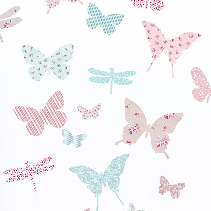 Best STICKERS Images On Pinterest Wall Stickers Butterfly - Wall decals butterfliespatterned butterfly wall decal vinyl butterfly wall decor