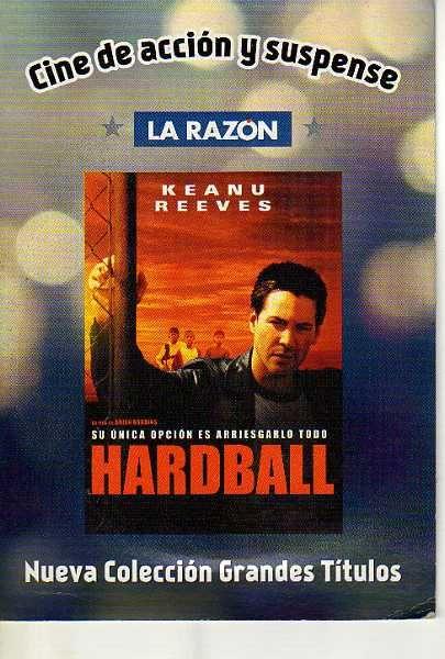 2001: Nominada a los Premios Razzie: Peor actor (Keanu Reeves).  Conor es un pobre diablo que se dedica a la reventa de entradas, las apuestas, y ahora, además, se acaba de convertir en el entrenador del equipo infantil de béisbol del peor barrio de Chicago. Y es que su mejor amigo, Jimmy, le ha prometido pagar sus deudas de juego, a condición de que Conor haga llegar a buen puerto el proyecto de entrenar a los chavales del equipo, del cual la empresa de Jimmy es patrocinadora.