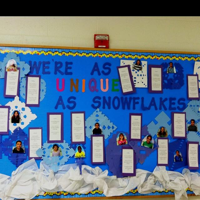 Winter Season Classroom Decorations : Best december bulletin boards images on pinterest