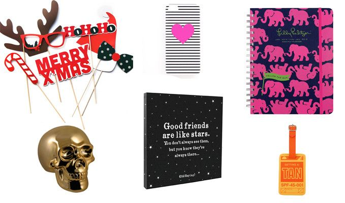 Best Secret Santa Gifts // This list has something for every friend on your list! You'll be killing the Secret Santa game this year.