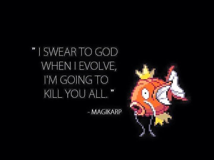 Not if you get Bite and Twister! #pokemon #pokemongo #pokemoncommunity #shinypokemon