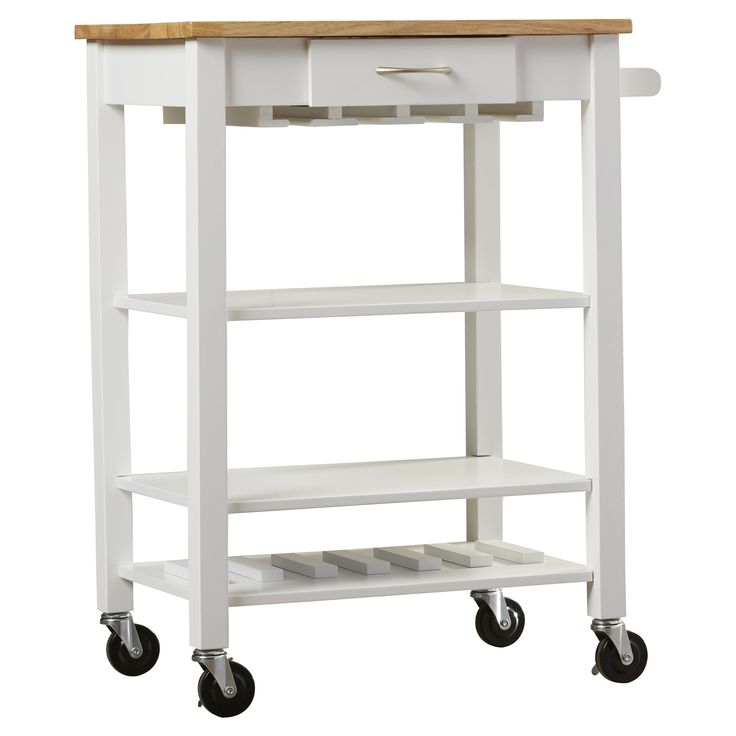 Roots Rack Natural Industrial Kitchen Cart Crosley: 1000+ Ideas About Kitchen Carts On Pinterest