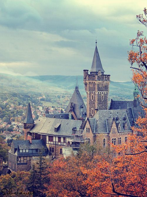 Schloss Wernigerode, Germany | Places I Have Been