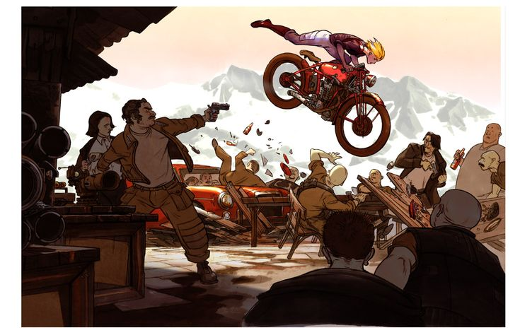 the art of kevin nelson