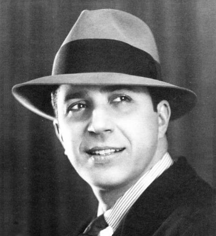 Carlos Alberto García Moreno (Carlos Gardel).