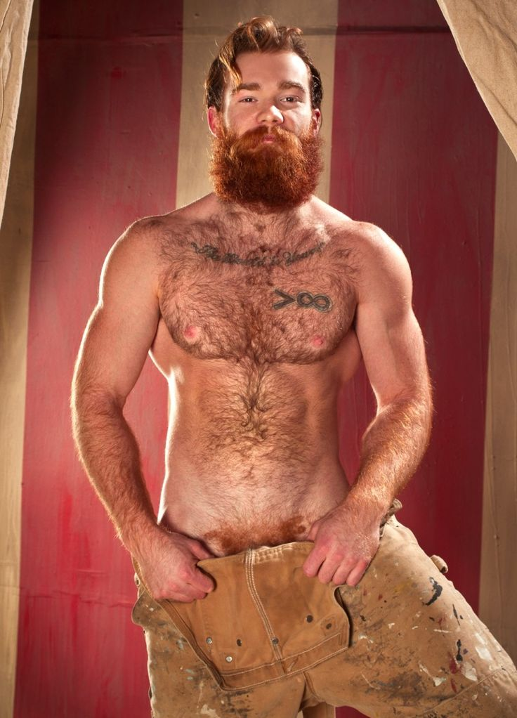 Bearded gay men porn