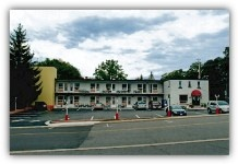 Travellers Hotel, Parry Sound.  Georgian Bay Country