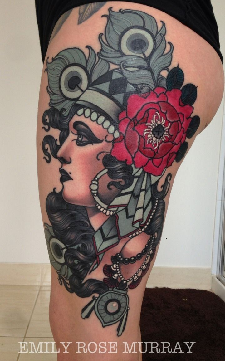 Tool box tattoo by mark old school tattoos by mark pinterest - Emily Rose Murray You Re My Favorite Tattoo Artist