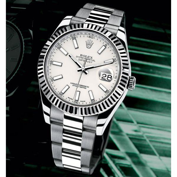 La Cote des Montres : Prix du neuf et tarif de la montre Rolex - Oyster Perpetual - Datejust II - 116334