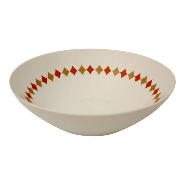Image of Mid-Century Sango Serving Bowl