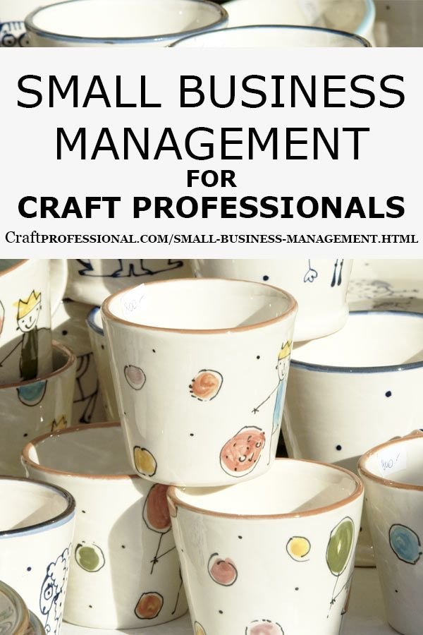 Don't just create any old craft business. Create the type of business you want! Find out how here http://www.craftprofessional.com/small-business-management.html