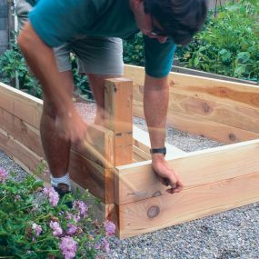 Make Your Own Cedar Planter Box Woodworking Projects Amp Plans