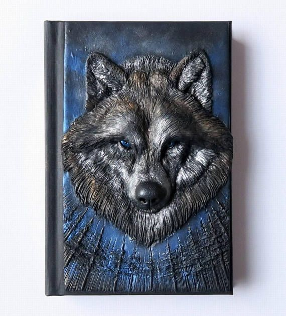 Wolf polymer journal forest 200 blank pages