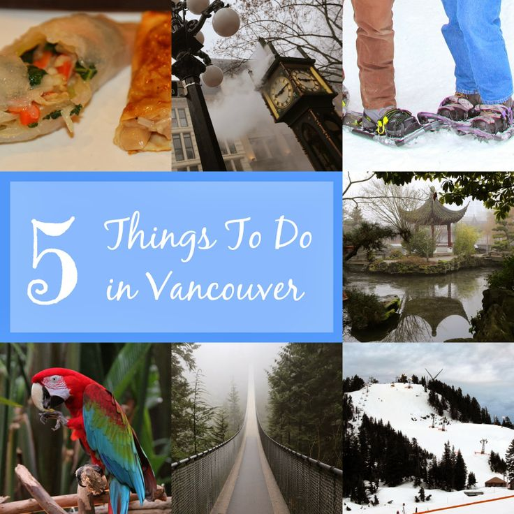 Places To Visit In Vancouver During Summer: Alaska, British Columbia And