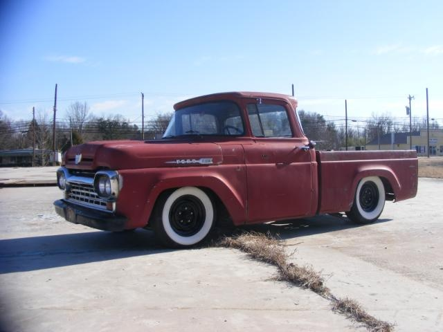 1960 Ford Tow Truck
