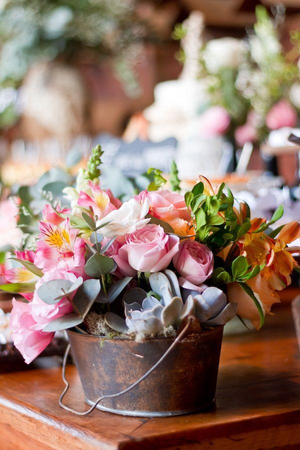 Casamento Rústico Chique   Vestida de Noiva   Blog de Casamento por Fernanda Floret
