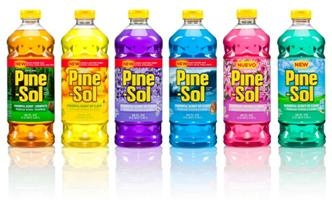 Pine-Sol Cleaners