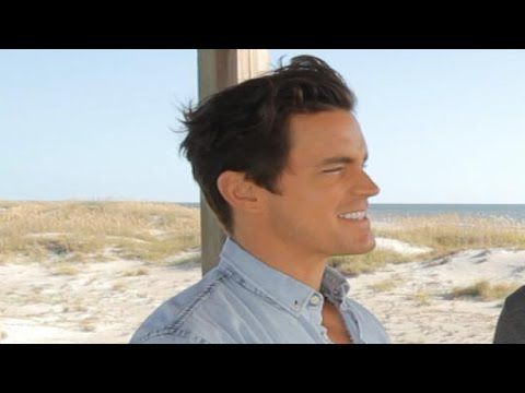'Matt body roll Bomer' - Hahaha :) Love it xxxx  Matt Bomer Rebounds From Thong Mishap in 'Magic Mike,' Says 'No Assistance Required' in 'XXL' - YouTube