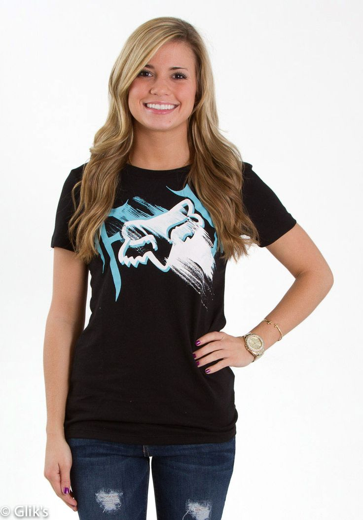 Fox Racing Women's Missfire Crew Neck