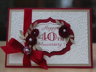 Luxury personalized handmade wedding anniversary cards