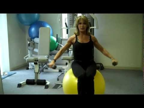 """Ripped Arms I"" The Workout - Candace Grasso"