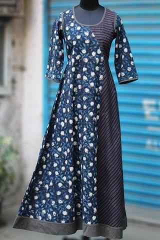 dress - midnight story & the indigo rose