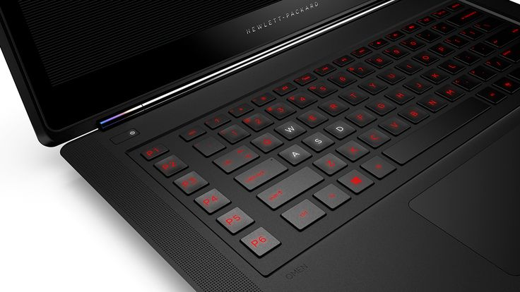 HP Omen Gaming Notebook - 2014 on Behance