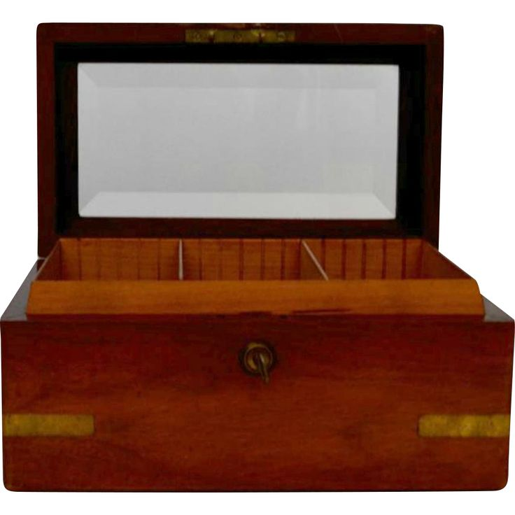 Vintage Cigar Box, Army & Navy CSL