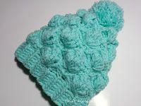 Tina's handicraft : how to make  baby hat