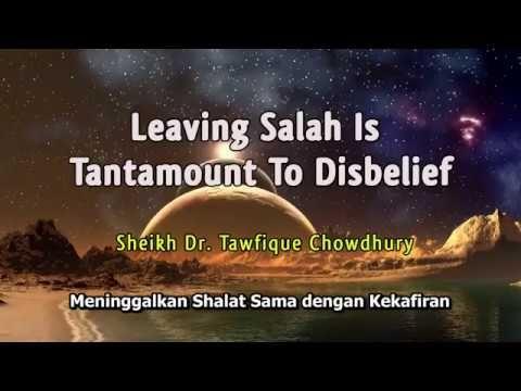 Hukum Islam tentang Muslim Yang Meninggalkan Shalat