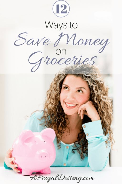 12 great tips to help you save money on groceries! Start living a more frugal lifestyle today! #money #savemoney #savingmoney #groceries #savemoneyongroceries #frugal #frugallife #frugallifestyle #frugalliving #frugallivingtips #moneysavingtips #waystosavemoney