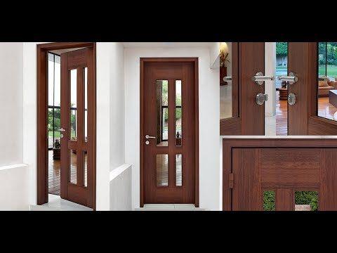 Aluminio color madera youtube puertas portones y for Puertas de aluminio color madera precios