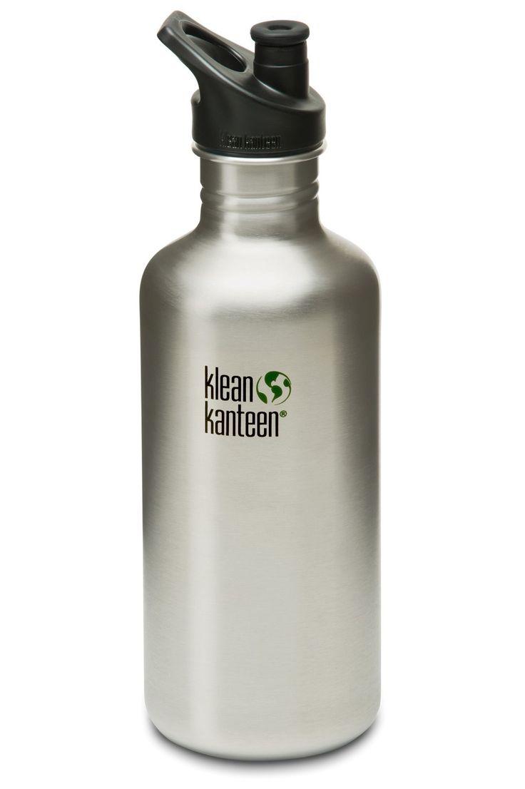 Παγούρι Ανοξείδωτο Klean Kanteen Classic Sport 1182 ml Metal | www.lightgear.gr