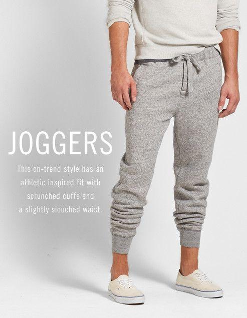 Mens Joggers | Abercrombie.com