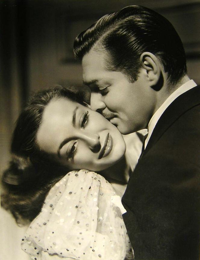 Clark Gable & Joan Crawford