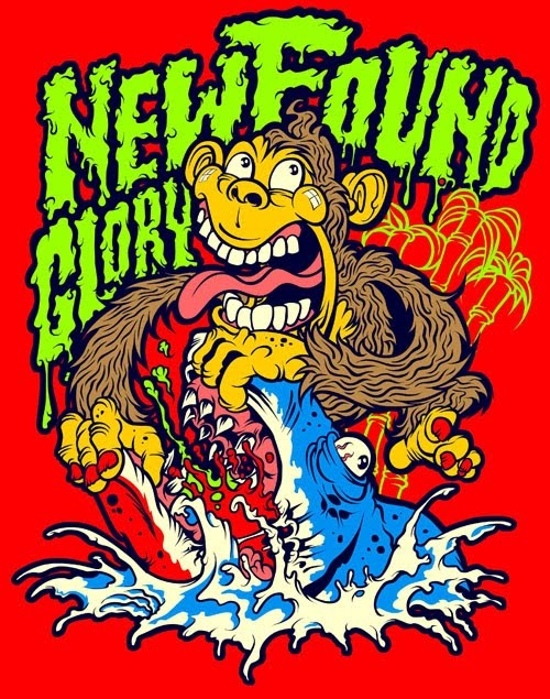 New Found Glory // Still one of my favorite bands