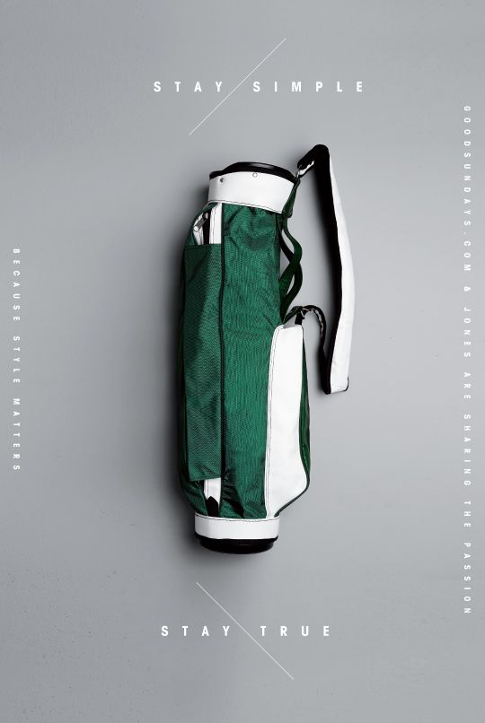 Jones Golf Bag