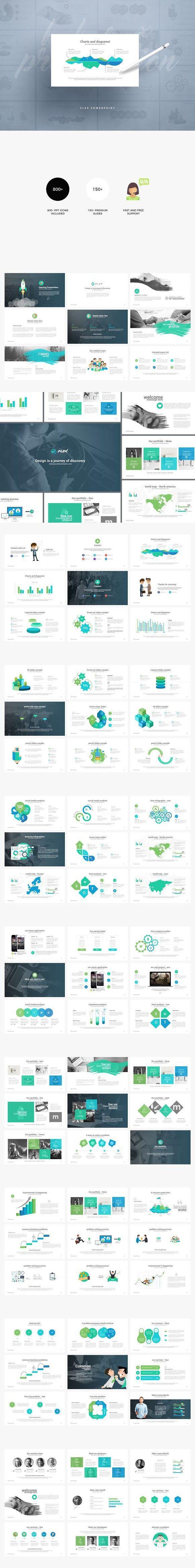 delighted flex templates ideas - resume ideas - namanasa, Presentation templates