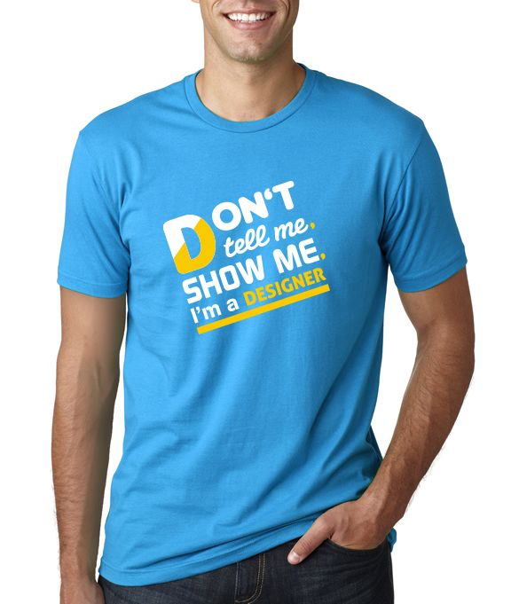 T-shirt design - Don't