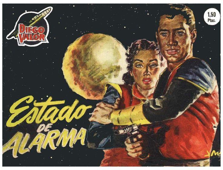 Diego Valor Segunda época (abril de 1957 a marzo de 1958), Constó de 44 números ordinarios y tres extraordinarios. Editado por Editorial Cid