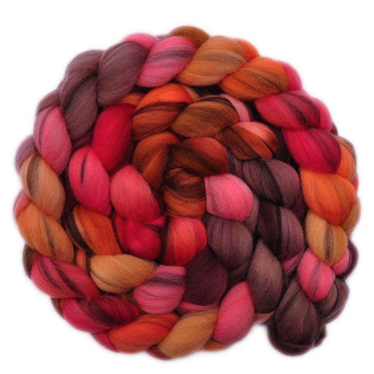 Merino Wool Roving 21.5 micron - Artful Dodger 1 - 4.2 ounces