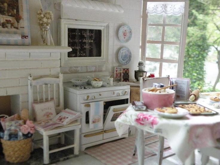 #miniature #cottage #kitchens 18..33 qw