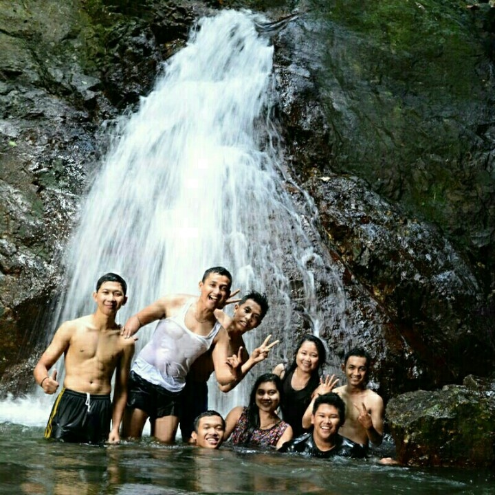 Cibuhe waterfall