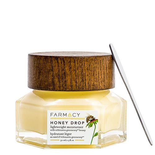 Farmacy's long lasting, lightweight moisturizer combines Echinacea GreenEnvy™ Honey, Triple Hyaluronic Acid Complex and Cupuacu Butter.